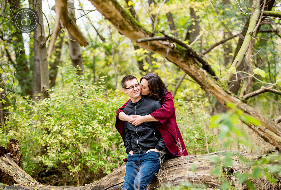 Mill Pond Engagement